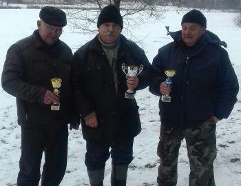 Podlodowe Mistrzostwa Kola nr 134 w Łodzi